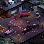 shadowrun returns gameplay screen