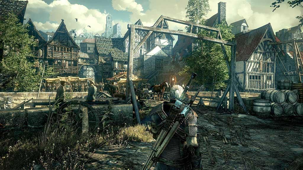 Problemi con la patch 1.10 di The Witcher 3: Wild Hunt