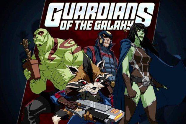 Pubblicato il primo promo della serie animata di Marvel's Guardians of the Galaxy