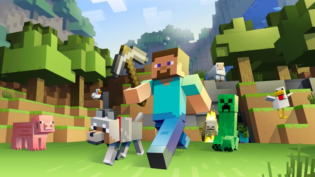 Mojang annuncia Minecraft: Windows 10 Edition