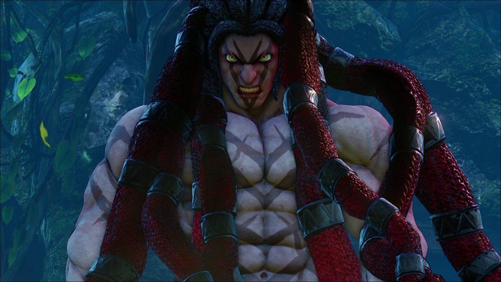 Street Fighter V: in arrivo un lottatore totalmente inedito!