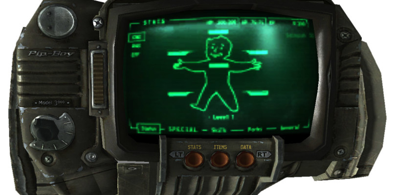 Pip-Boy Fallout