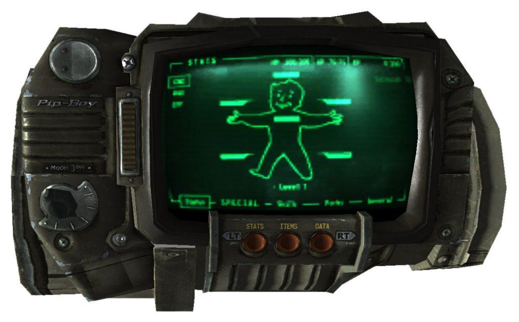 Un fan di Fallout si è costruito da solo un Pip-Boy