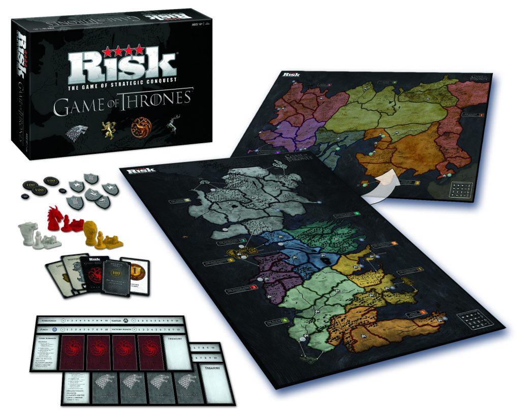 Risiko Games of Thrones