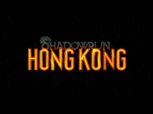 Shadowrun: Hong Kong ha una data di uscita!