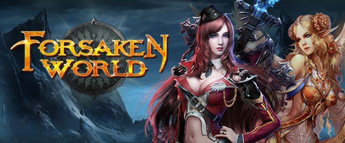 Forsaken World esce dalla fase beta
