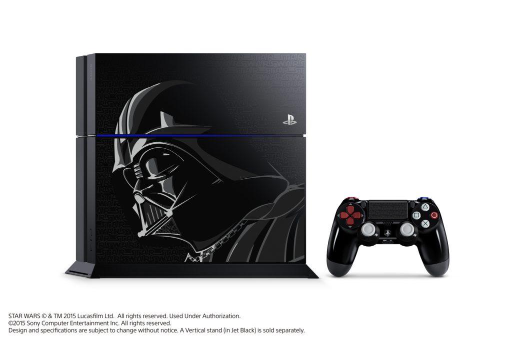 Darth Vader PS4 1