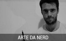 PATRICK VALE – Arte da Nerd