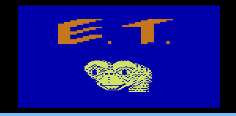E.T. The Extra-Terrestrial Atari