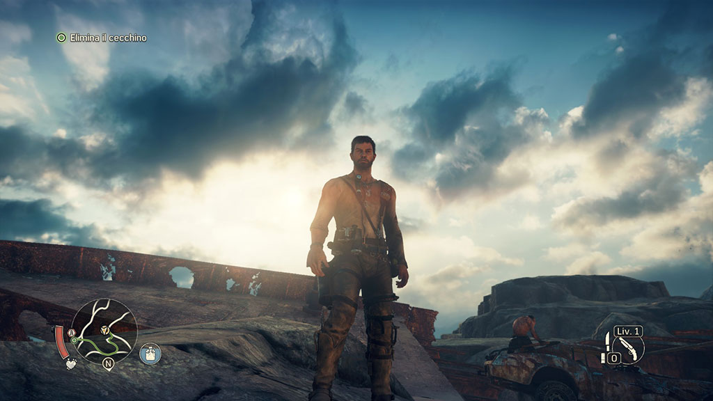 Mad Max videogame