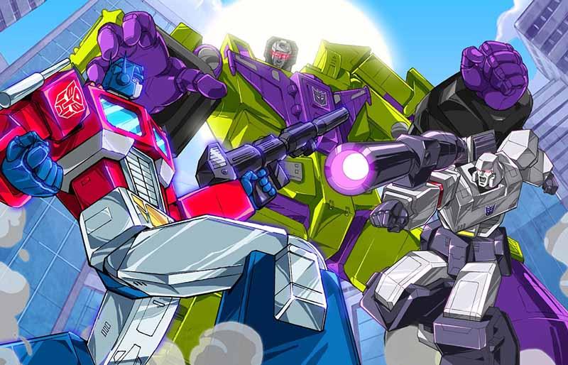 Gli sviluppatori ci parlano del lavoro svolto con Transformers: Devastation