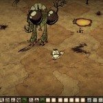 don't starve gameplay screen