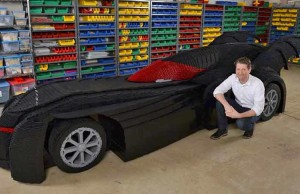 LEGO-Batmobile