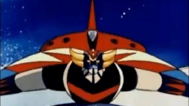 Quarant anni fa il primo episodio di ufo robot goldrake