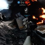 star wars battlefront gameplay screen
