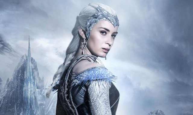 Ecco il primo trailer ufficiale del fantasy The Huntsman: Winter's War