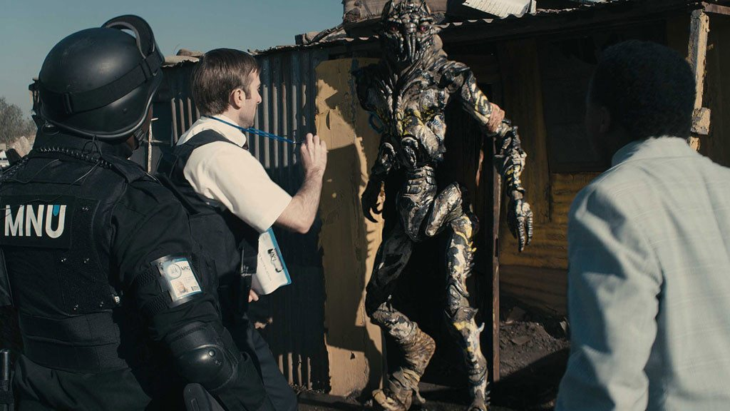 Image result for District 9 movie