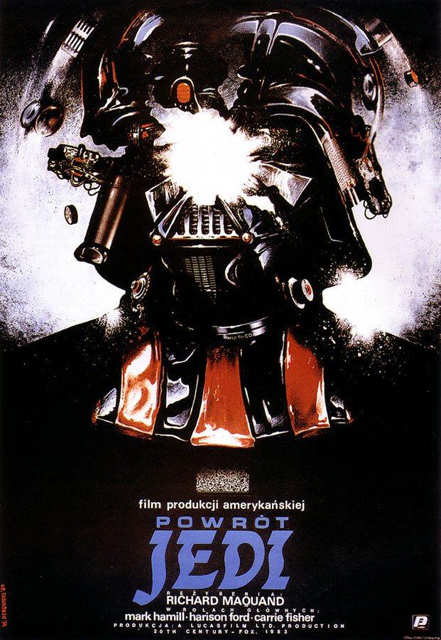 Il ritorno dello Jedi -Polonia -1984