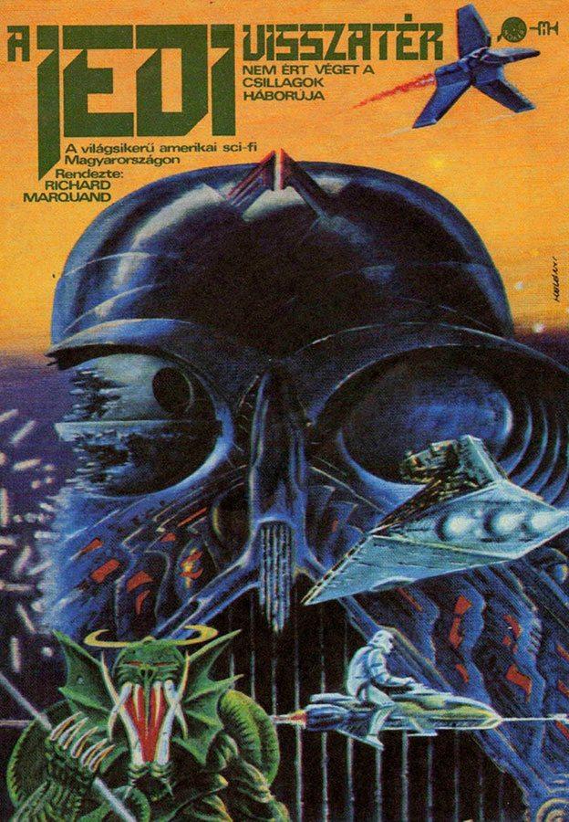 Il ritorno dello Jedi - Ungheria,-1984