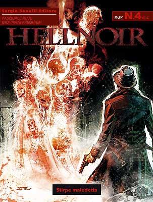 hellnoir fumetto