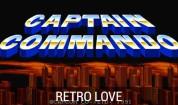 captain commando retrogaming