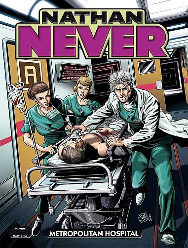 NATHAN NEVER: METROPOLITAN HOSPITAL