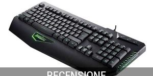 PERIXX PX 1800 tastiera gaming