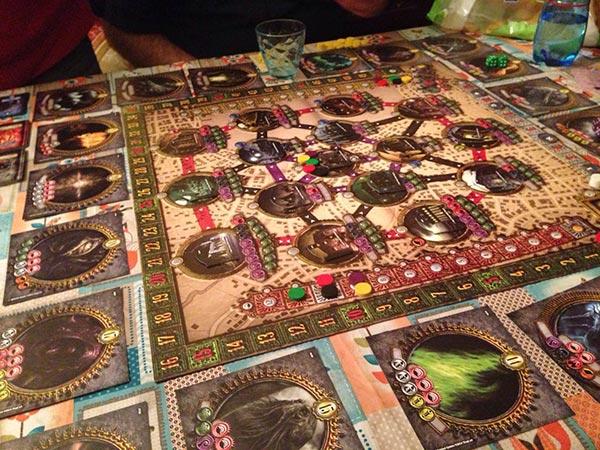 Giochi da tavolo recensione kingsport nerdgate - Dungeon gioco da tavolo ...