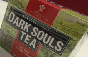 dark souls tea