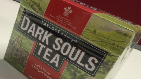 dark souls tea