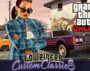 GTA ONLINE: GRANDI SCONTI QUESTA SETTIMANA IN OCCASIONE DEL LOWRIDERS CUSTOM CLASSIC WEEK