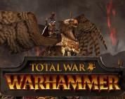 RINVIATO TOTAL WAR: WARHAMMER!