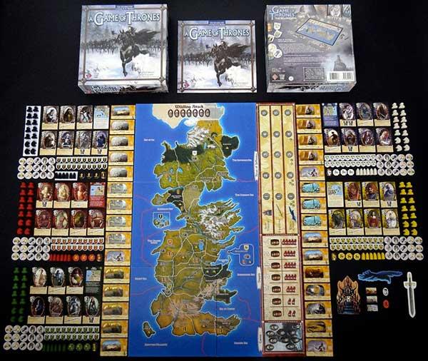 Giochi da tavolo recensione de il trono di spade for Il trono di spade gioco da tavolo