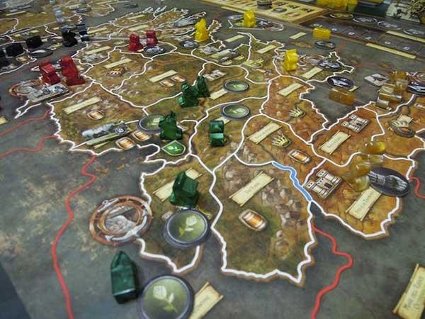 Giochi da tavolo recensione de il trono di spade - Blokus gioco da tavolo ...