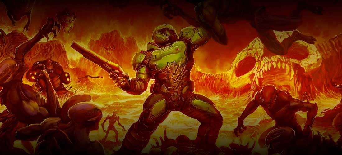 """Doom Eternal: il titolo Bethesda """"distrugge"""" tutti i record di vendita"""
