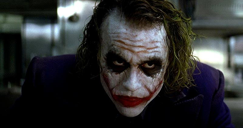 JOKER: LE TANTE FACCE DEL CLOWN DEL CRIMINE