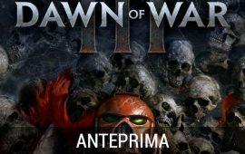 DAWN OF WAR 3: IL RITORNO DEGLI SPACE MARINES