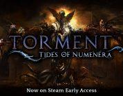 Torment: Tides of Numenera: ecco il Nano