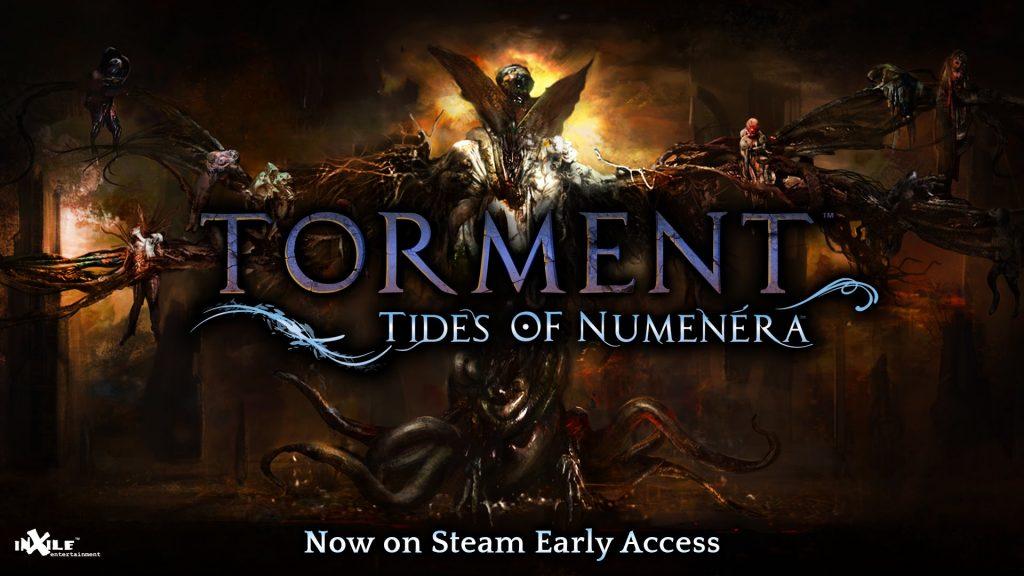 Torment Tides of Numenera: un trailer interattivo!