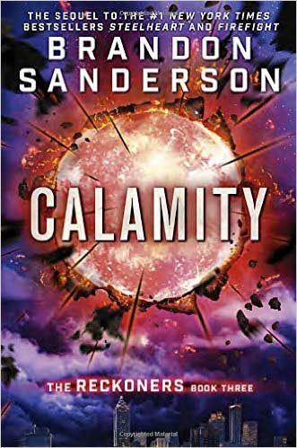 THE RECKONERS 3: CALAMITY
