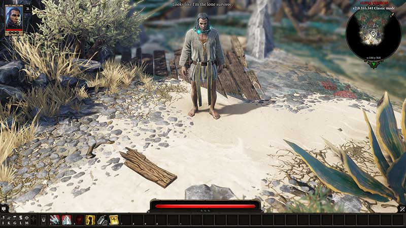 divinity original sin 2 screen gameplay
