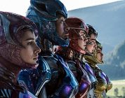 "POWER RANGER ""THE MOVIE"": PRIMO TRAILER ONLINE"