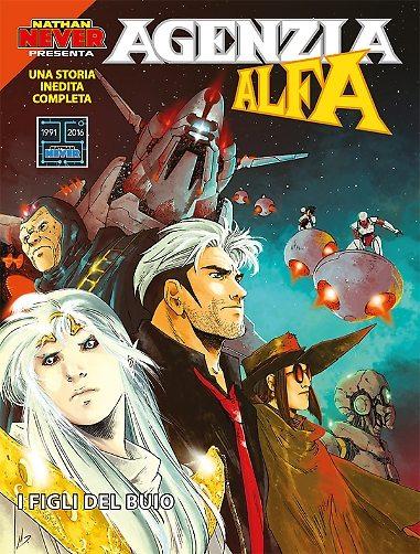 agenzia alfa 38 copertina
