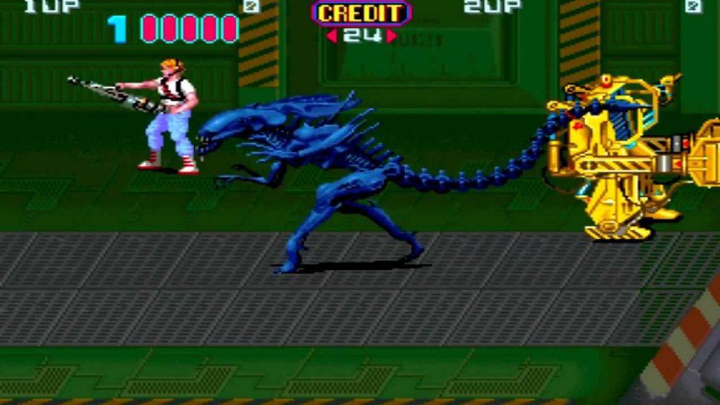 aliens-arcade