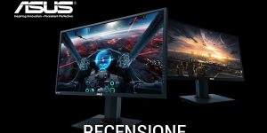 ASUS MG248q monitor gaming