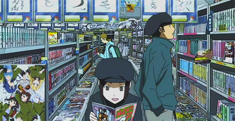speciale sui manga