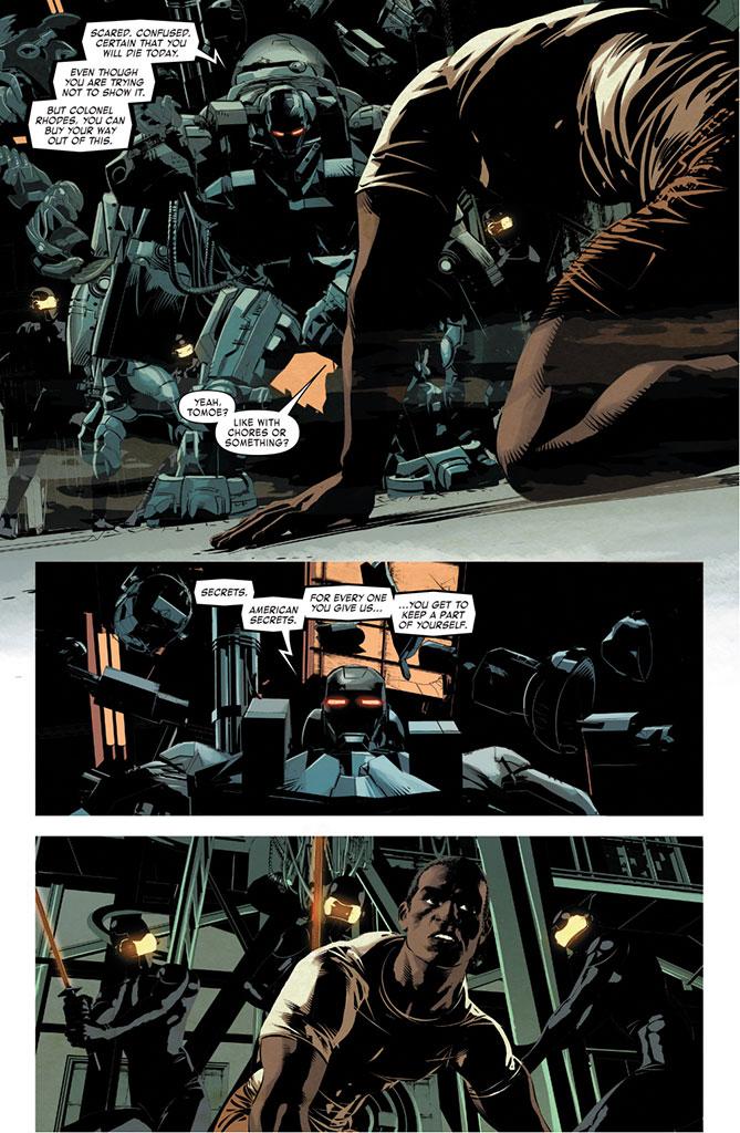 invincible iron man 6