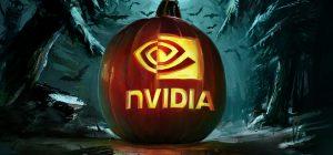 Nvidia avvia l'Halloween Game Sale