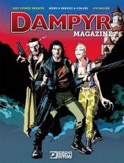 DAMPYR MAGAZINE N°1- Recensione