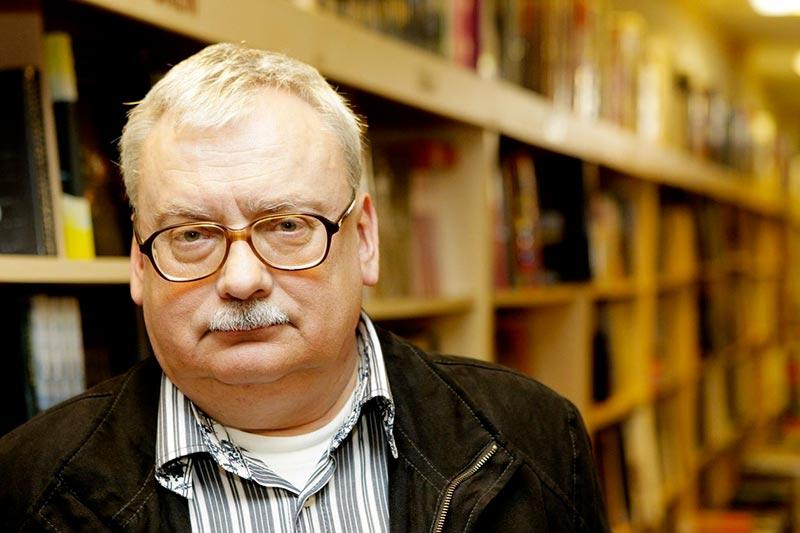 la stagione delle tempeste: andrzej sapkowski